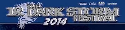 Dark Storm Festival Banner
