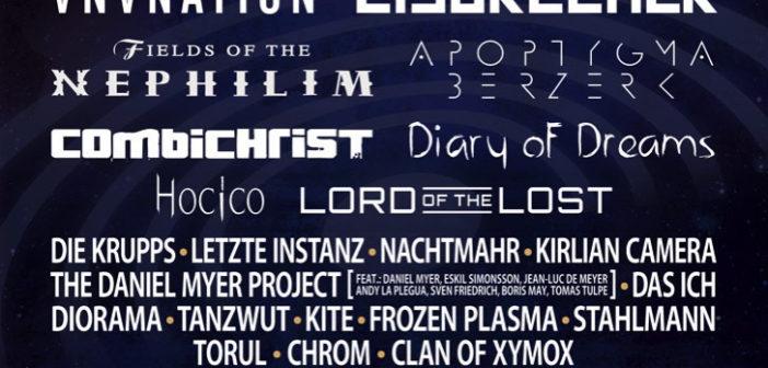 Amphi Festival 2017 – weitere Band komplettieren das Line-Up