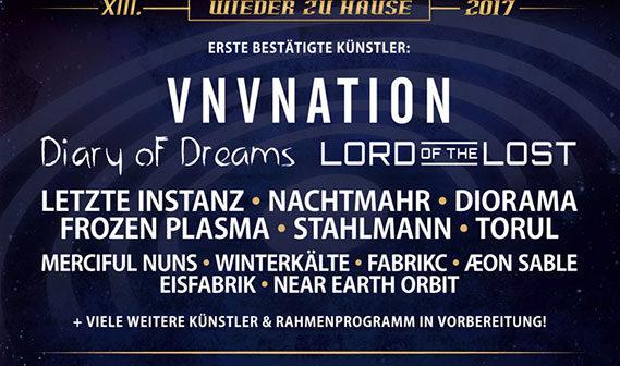 Amphi Festivals 2017