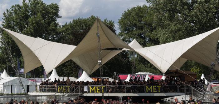 12.500 Gothics feiern das 13. Amphi Festival