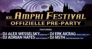 Amphi festival 2016 pre party