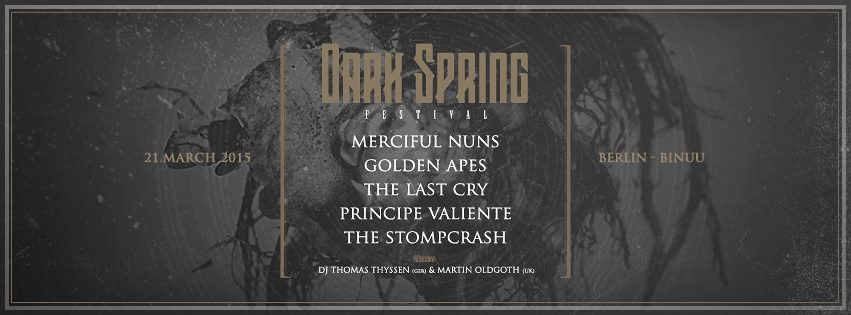 Dark Spring Festival 2015