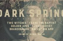 Dark Spring Festival 2016
