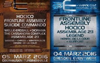 E-tropolis - E-Werk Ost 2016
