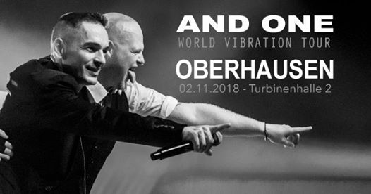 and one vibrations tour