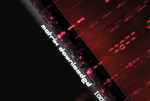 Matrix Downloaded 002 Cover